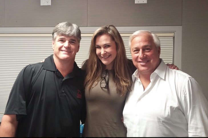 Ed Butowsky appearance on radio with Sean Hannity and Tamara Holder 2015